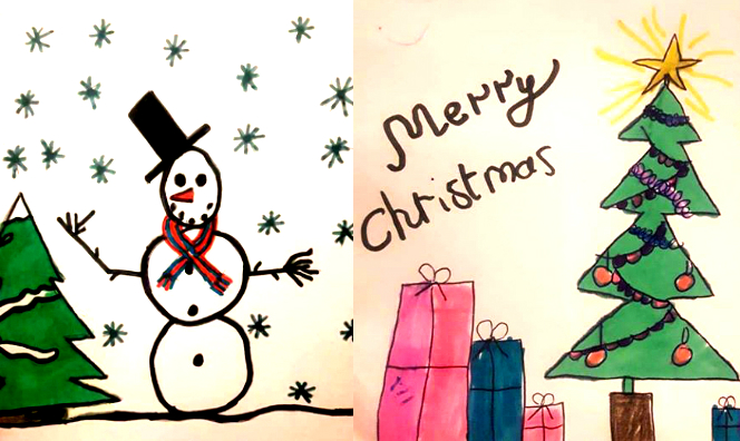Willow Christmas Card Competition